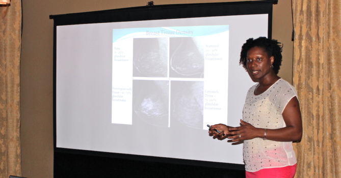 mammogram age guidelines | dr tchaiko Parris